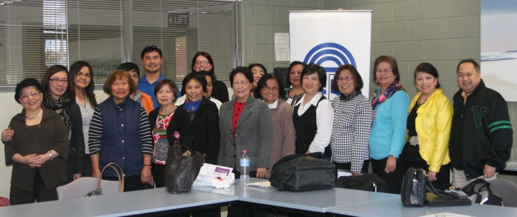 Filipino advisory group