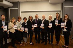 Picture of service providers at the launch of Concerned About an Older Person in Colac